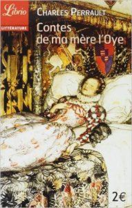 couverture contes perrault librio