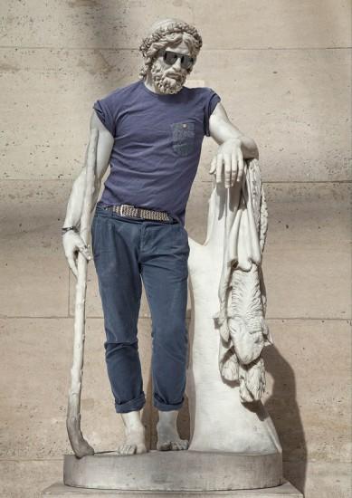 Hercule par Leo Caillard
