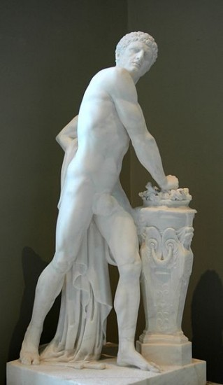 348px-Mucius_Scaevola_Deseine_Louvre_RF2987