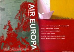 Air europa affiche